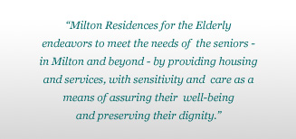 Retirement Communities Mission Statement